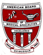American Board of Medical Specialities (ABMS) Shield Logo