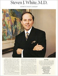 D Magazine 2006 Top Doctor Steven J. White, M.D.