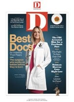 D Magazine Top Doctors 2018